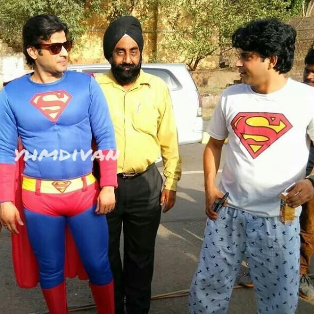Karan Patel In Karam Apna Apna