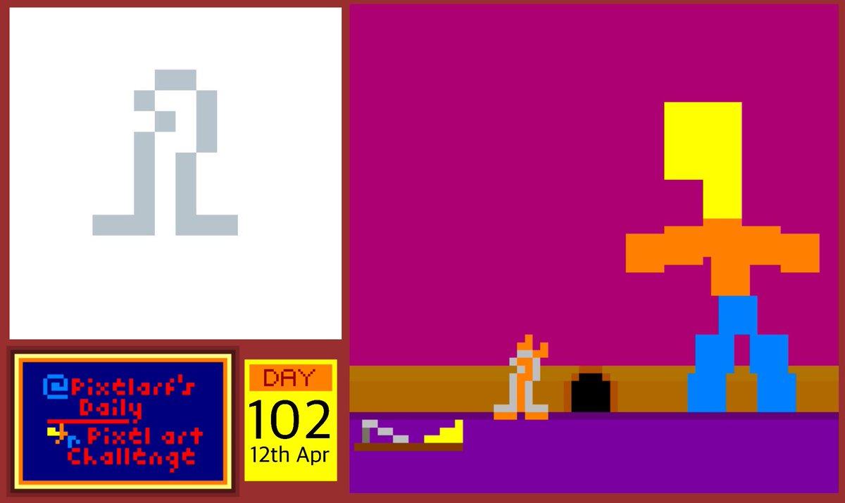 .@pixelarf GOTCHA!!  #pixelart #indiedev #gamedev http://t.co/PyOSBLiy2y