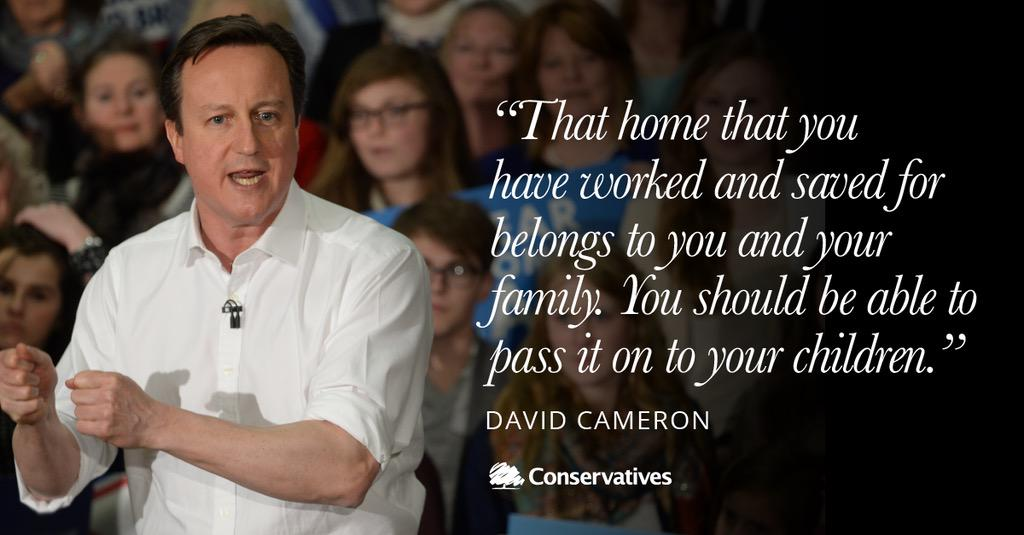 PM - That home that you've worked & saved for belongs to you & your family. You should be able to pass it on . . http://t.co/8z7e6bzSzY