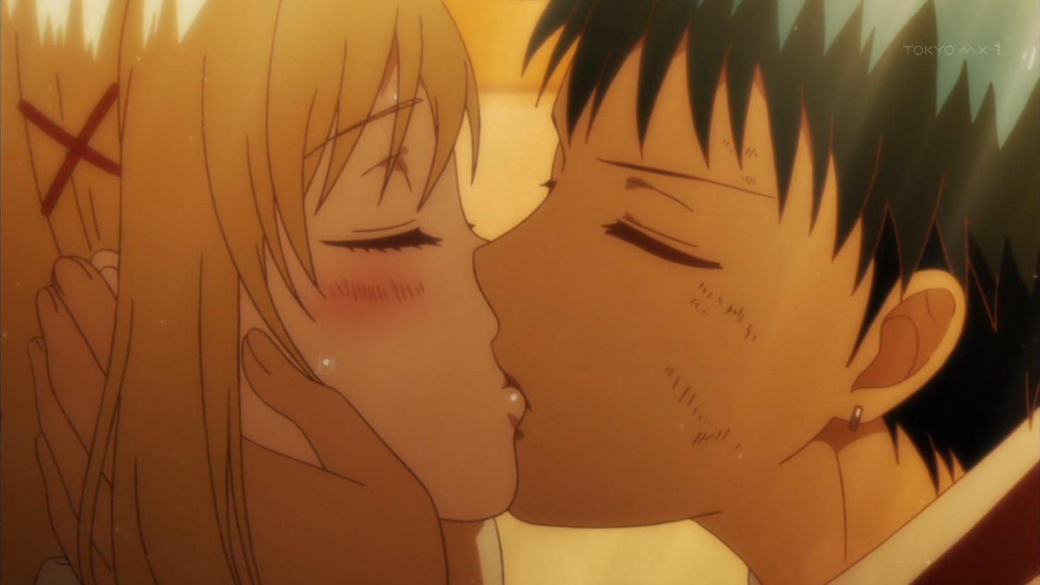 ちゅー #yamajo_anime #やまじょ #tokyomx http://t.co/zn2CY0zfV2