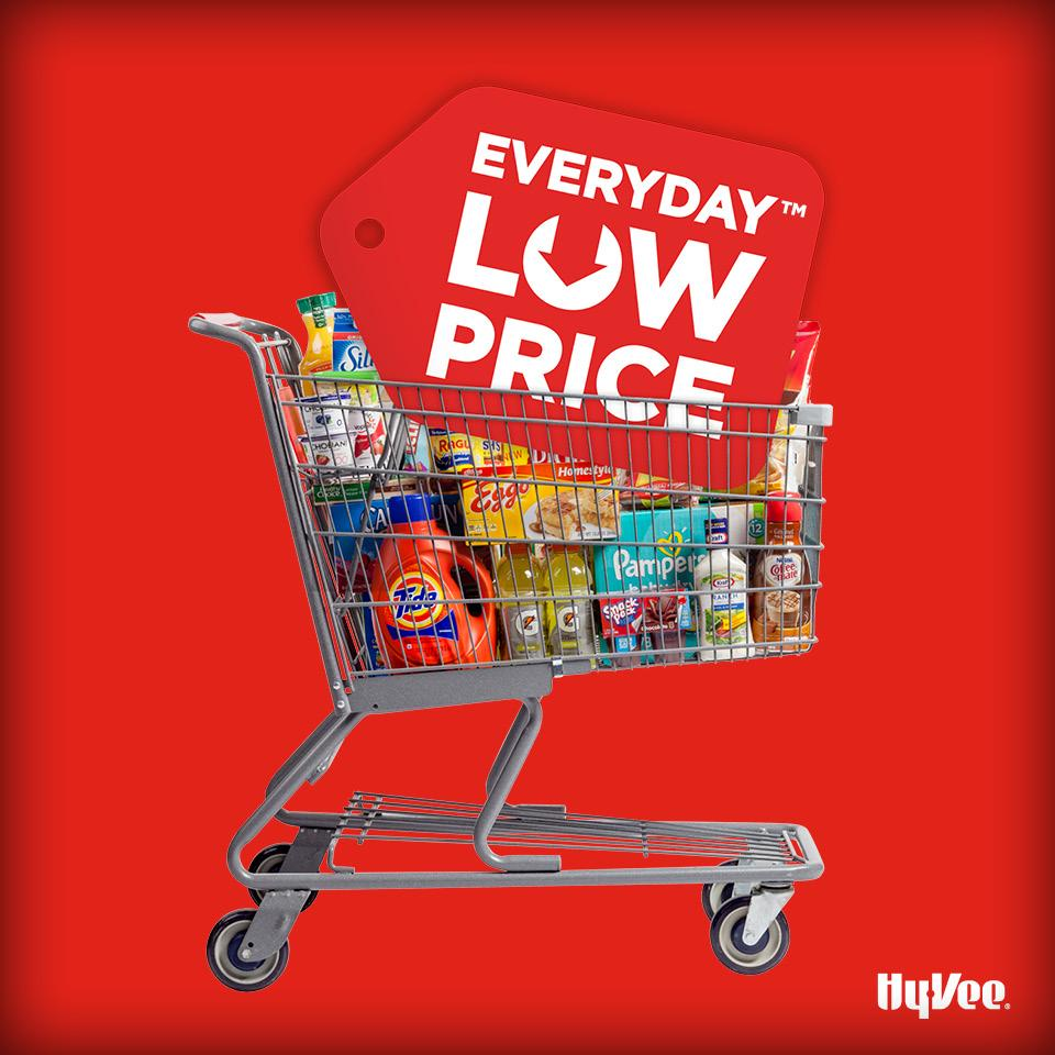 """Hy-Vee on Twitter: """"Look for these Everyday Low Price ..."""