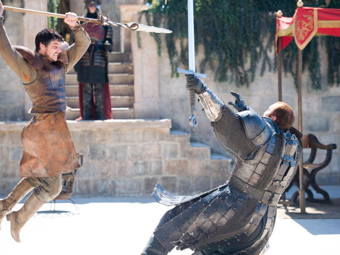 Hbo now stares down 'game of thrones,' its first trial by