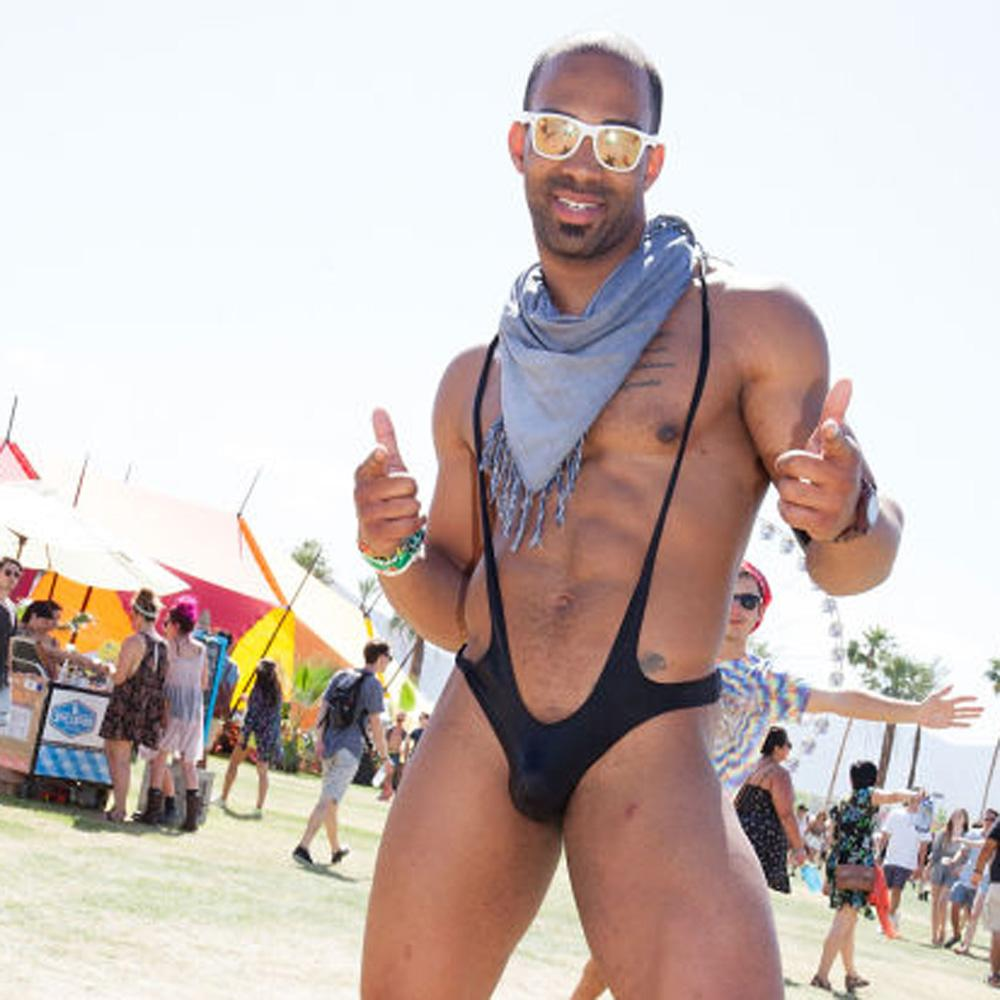 The Naked Looks From Coachella