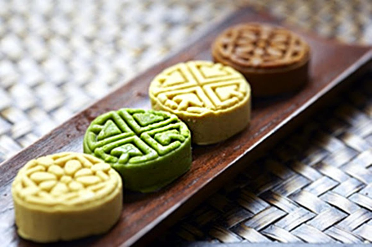 """Jangmi Tea House on Twitter: """"#dasik is a cookie that compliments ..."""