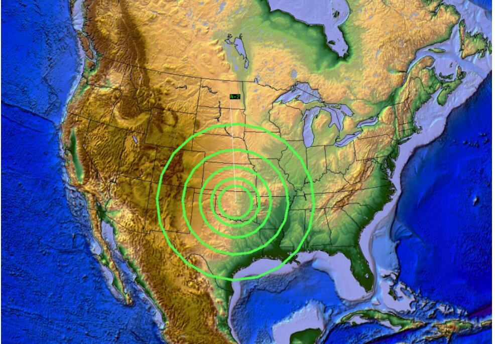 """USGS: Terremoti """"creati"""" dall'uomo con il fracking in aumento"""