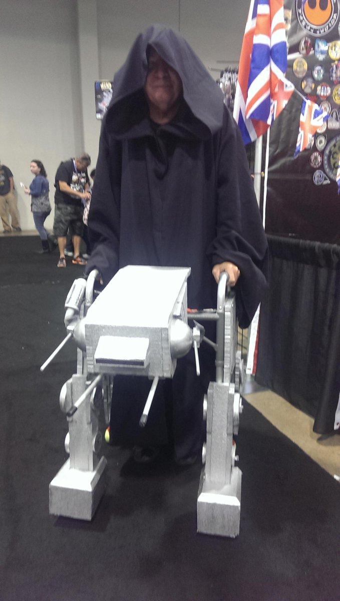Imperial walker http://t.co/YBcmdAwyfT