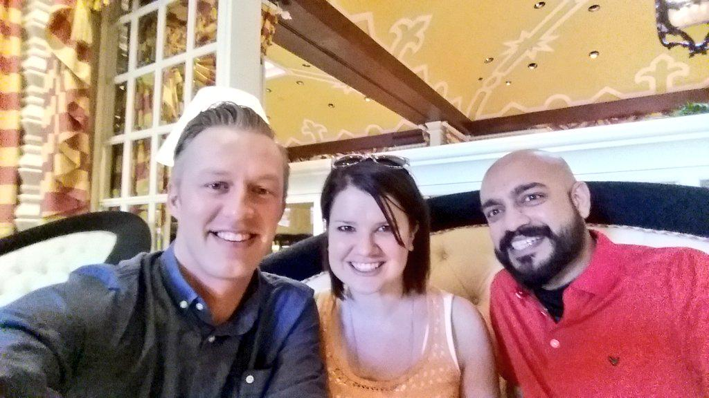 guido: Found @sherrierohde and @_Talesh #ImagineCommerce http://t.co/PmAyzTQMQs