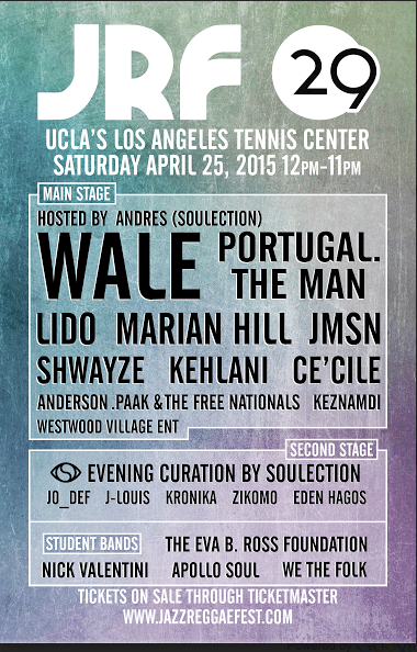 Contest! Want to see @Wale, @portugaltheman + more? Retweet this for your chance to win a pair of tickets to #JRF2015 http://t.co/SJOekl1UfM
