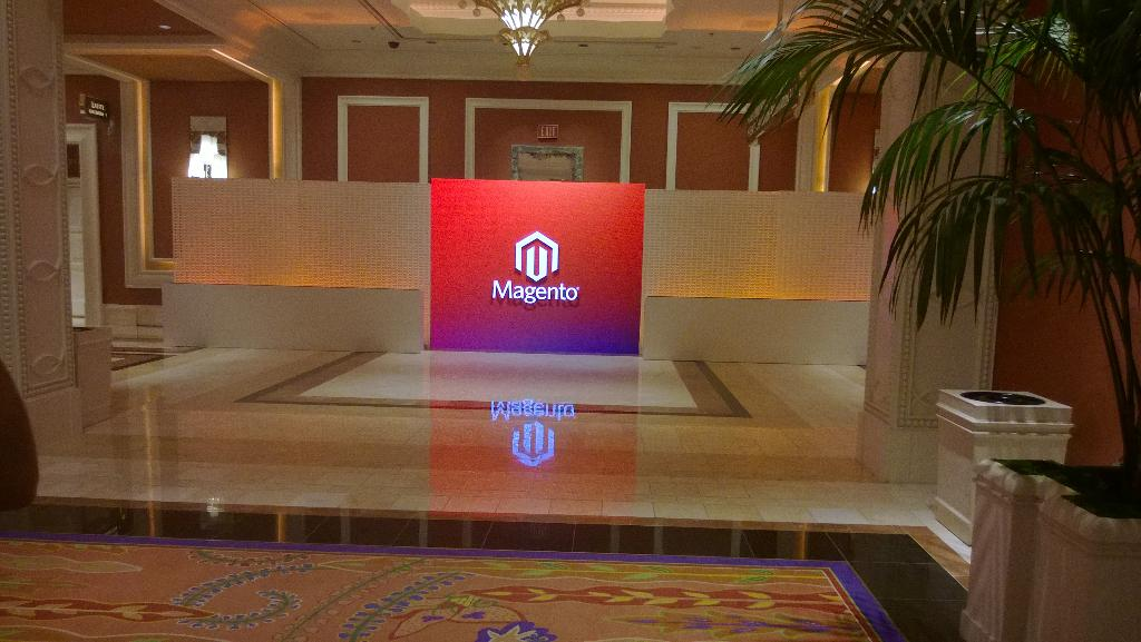 InkSplatterTech: Registered at #ImagineCommerce 2015 in Vegas #Magento http://t.co/YQ4MYarQNP