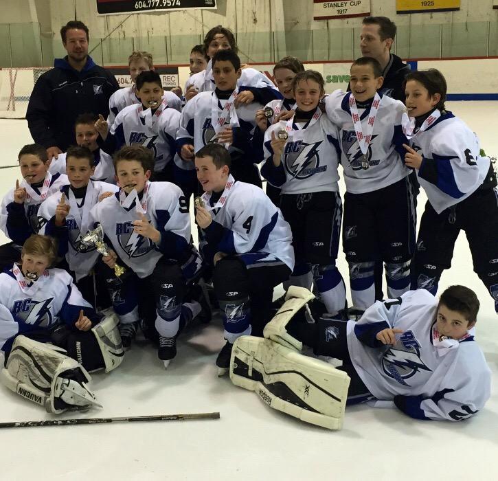 bc lightning hockey on twitter 2003 bc lightning win gold in