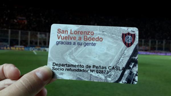 San Lorenzo, pase lo que pase gracias