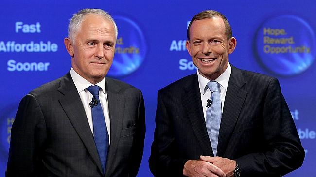 Tony Abbott shuts Malcolm Turnbull out of TV network meetings. http://t.co/449tSfPKAN #auspol http://t.co/WtD4MHdMrX