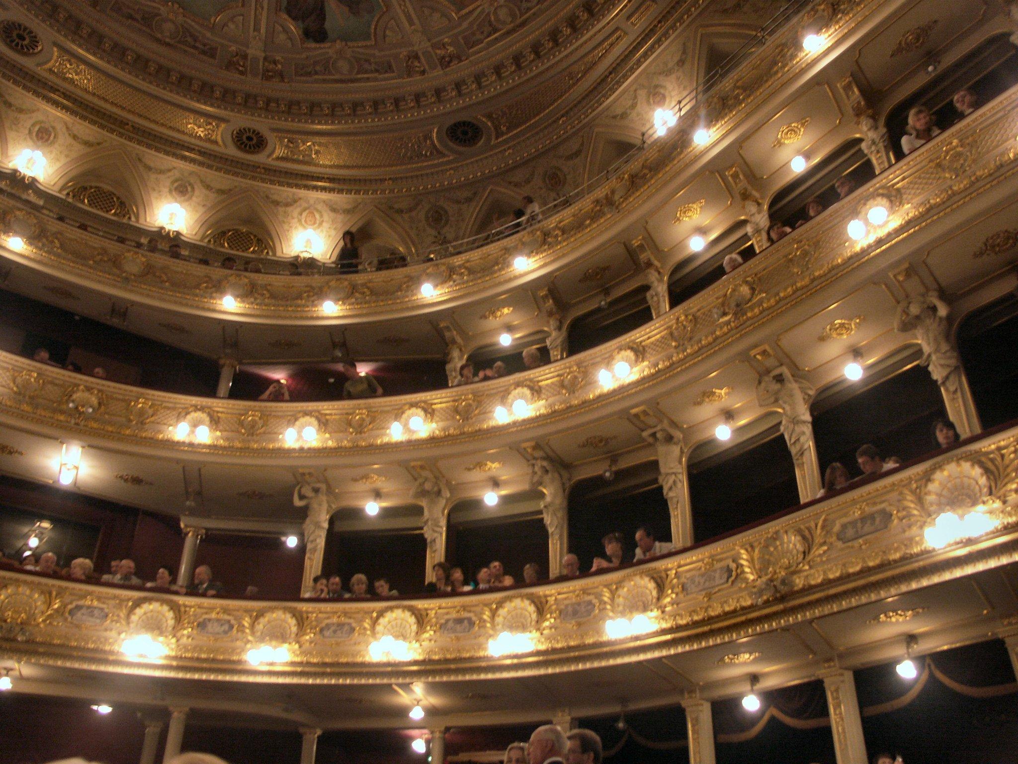 картинка лоджии большого театра