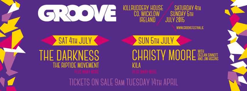 Groove Fest @ Killruddery House & Gardens @ Killruddery House & Gardens  | Bray | Wicklow | Ireland