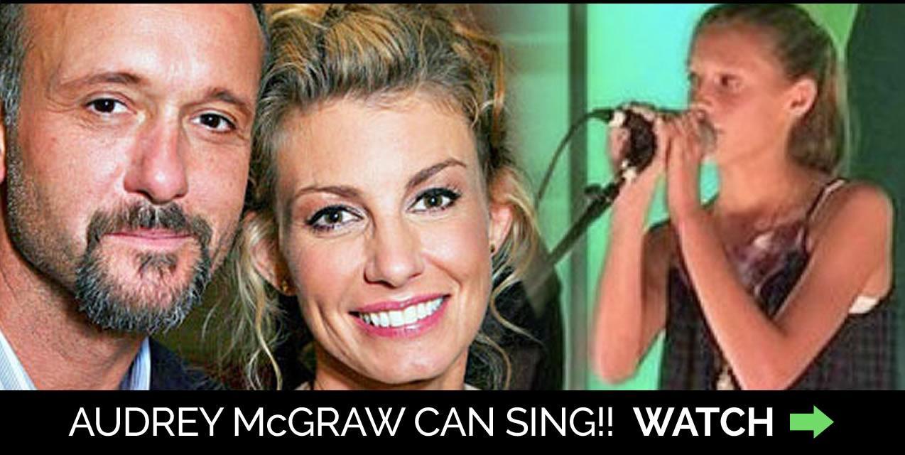Audrey Mcgraw Singing
