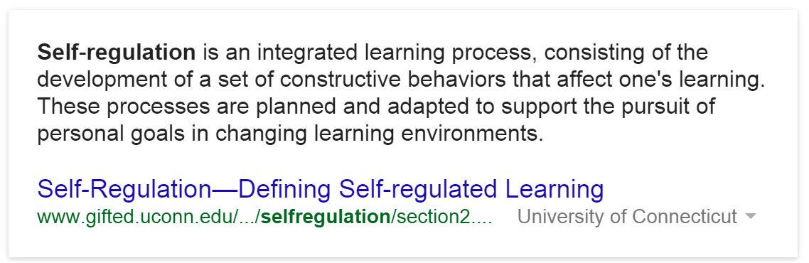 @NellieMaeEdFdn Self-regulated learning #edchatRI http://t.co/GIvqlOSPSN