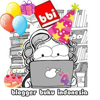 Slmt Ulang Tahun yg ke-4 Blogger Buku Indonesia @BBI_2011 terus membaca & ngeblog sambil memajukan dunia buku Ind. http://t.co/FM7nVA2QDQ
