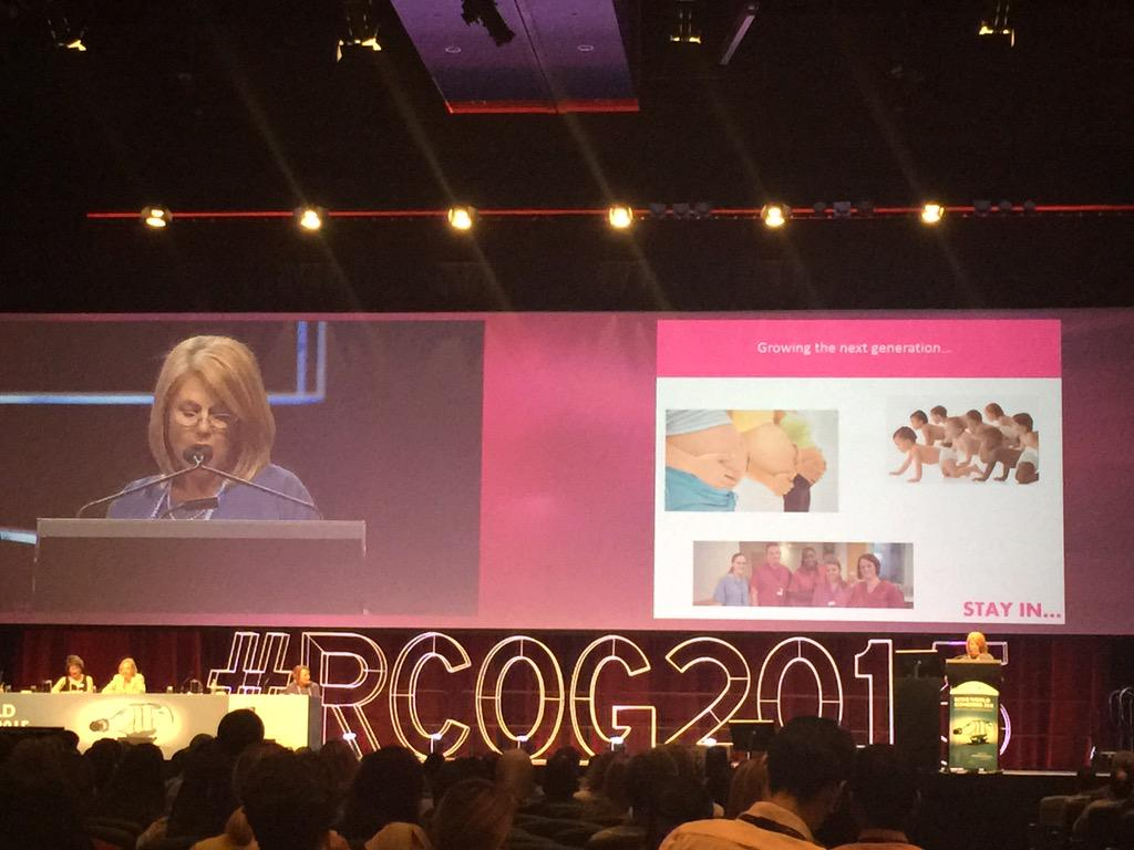 Liz Owen sharing the unique West Mid O&G consultant rota with the world! #RCOG2015 @WestMidHospital http://t.co/tQYzV28QK1