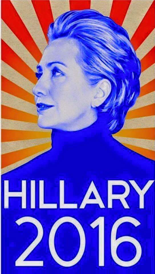 Guess who im supporting? #Hillary2016 http://t.co/DjxIYht7Ny