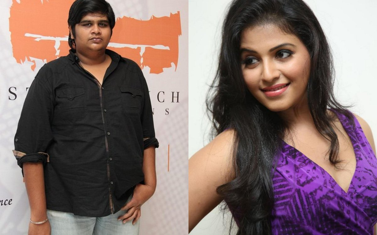 Anjali loosing weight for Karthik Subburaj's 'Iravi'
