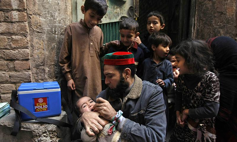 "#NayaPakistan #CrippledYouth""@dawn_com: Three-day polio drive cancelled across 4 KP districts http://www.dawn.com/news/1175678  """