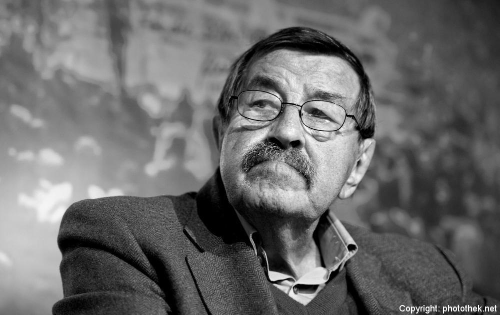 Duitse Schrijver En Nobelprijswinnaar Günter Grass Overleden