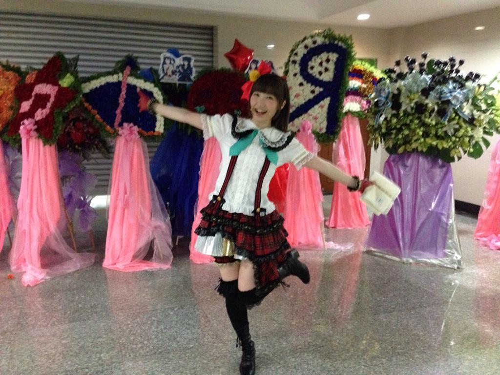 無事に帰国しました〜!ランティス祭り上海公演ありがとうございましたー! pic.twitter.com/PqGuV8QqtI