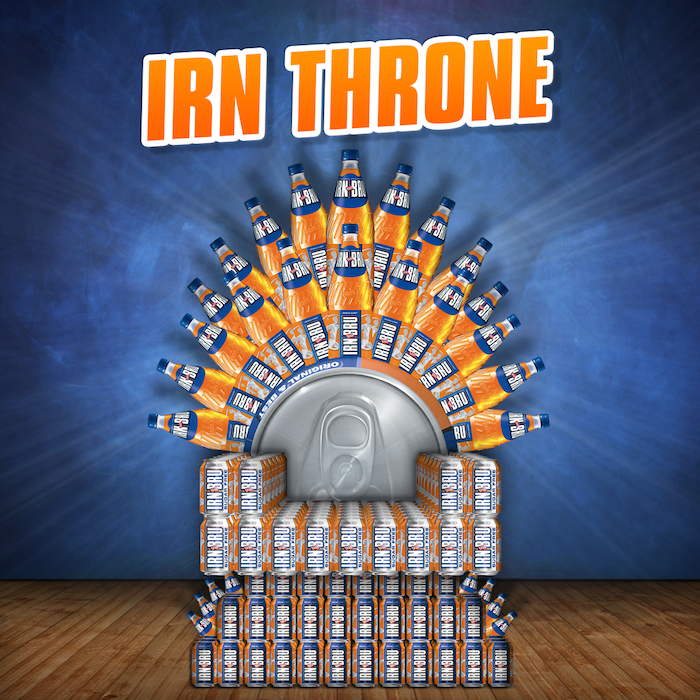 Brace yourself. Plot twists are coming. #BRUGetsYouThrough #GameofThrones http://t.co/0nOYLMRmMD