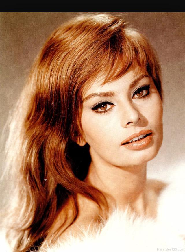 Lifefantastic On Twitter Young Sophia Loren Looks Like You Chloe Sims Http T Co Izh9epzfiv