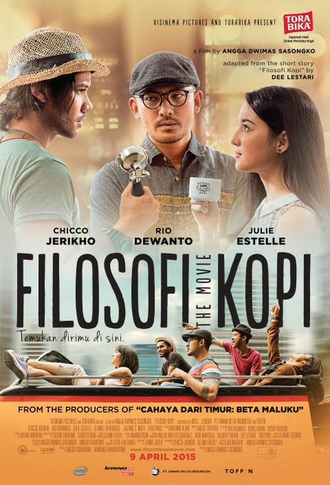 Poster film.