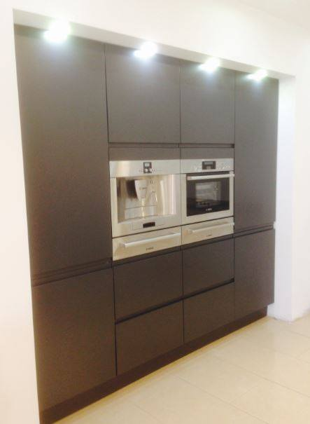 "Kitchen World On Twitter: ""New Stunning Moda Platinum & Anthracite"