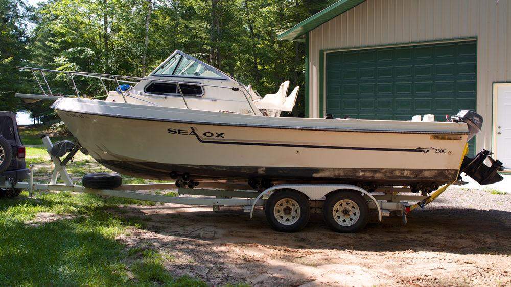 Boat Sales On Twitter For Sale Sea Ox 23 Walkaround 6 000 00 0 Bids End Http T Co Trcmympmpg Usa Boatsales Boats Boatsforsale Http T Co 6uxe4dbzw6