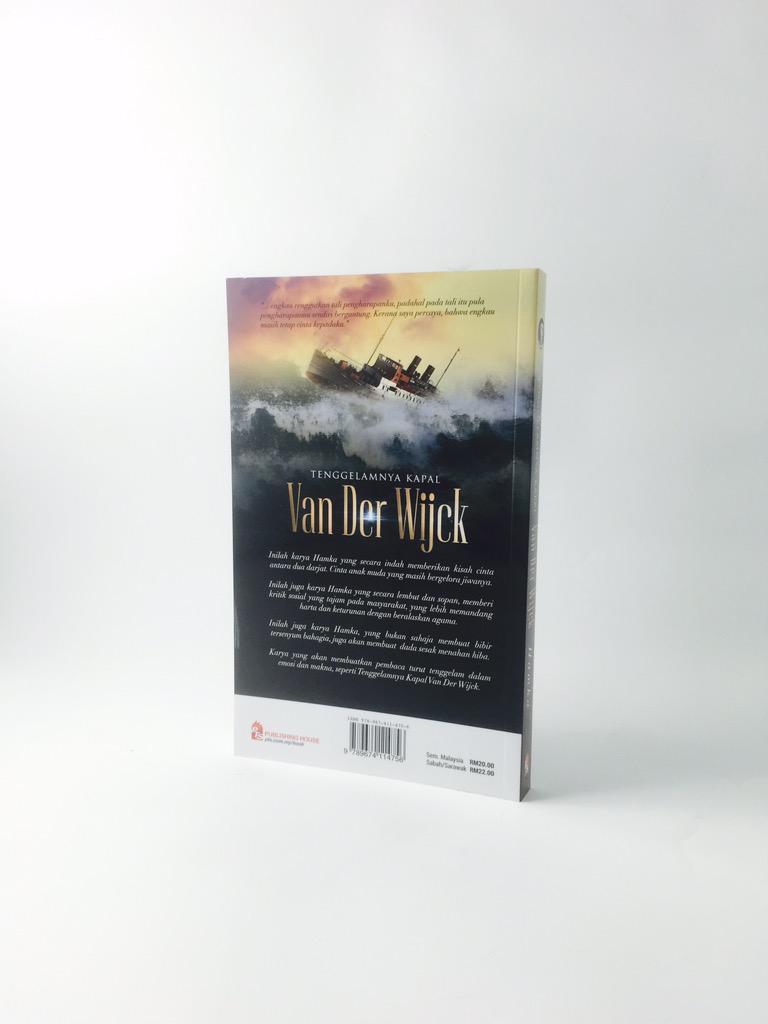 """Bookcafe.com.my on Twitter: """"Tenggelamnya Kapal Van Der Wijck ..."""