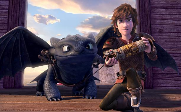 #HowToTrainYourDragon TV series to debut on @Netflix in June: http://t.co/YLtHilyURt