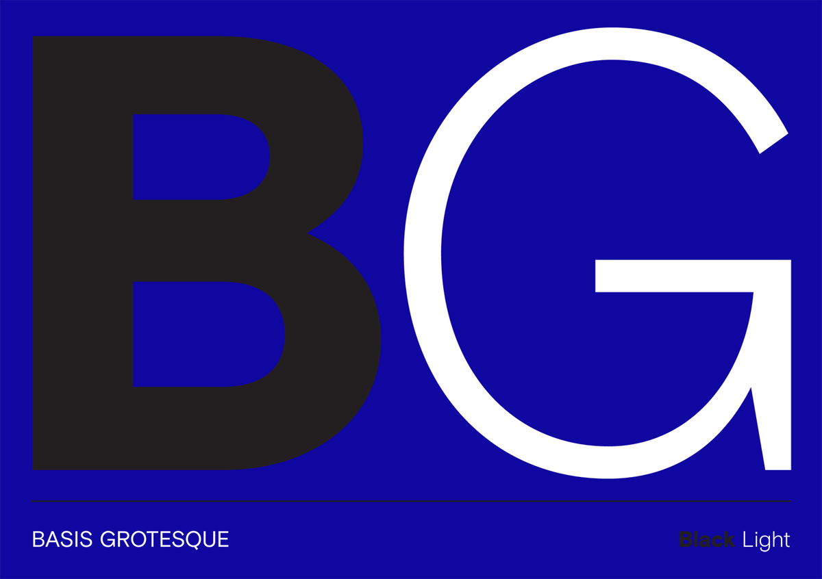 NEW RELEASE: Basis Grotesque on http://t.co/wAjuwKqlL2 http://t.co/7gnp5DfZQ1