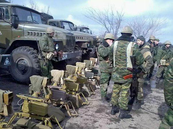 На Донецком направлении боевики продолжают обстрелы. В Песках дважды применяли минометы, - пресс-центр АТО - Цензор.НЕТ 7248