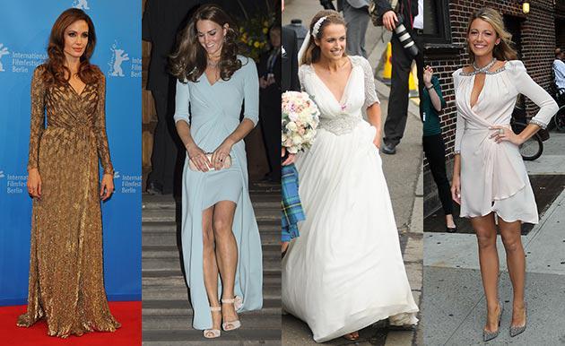989b6de85efb we take a look at kim sears wedding dress designer jenny packham s biggest  celebrity fans