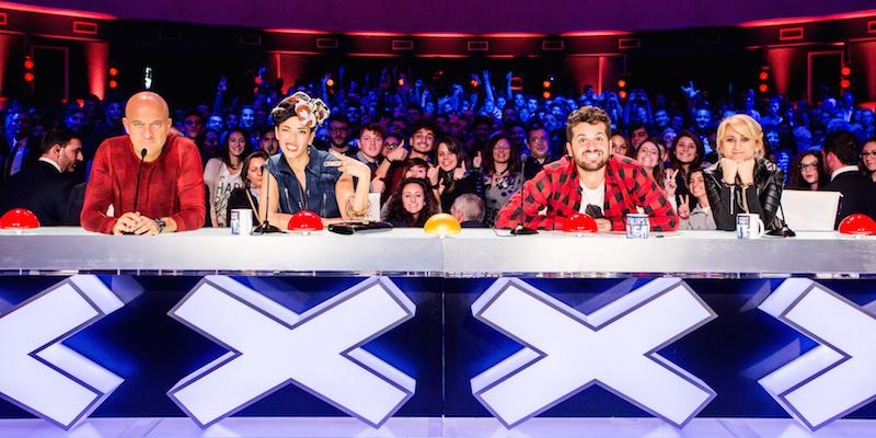 Italia's Got Talent questa sera su Sky Uno HD