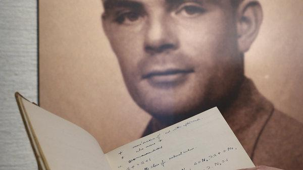 Manoscritto di Alan Turing venduto a New York per 1 milione di dollari