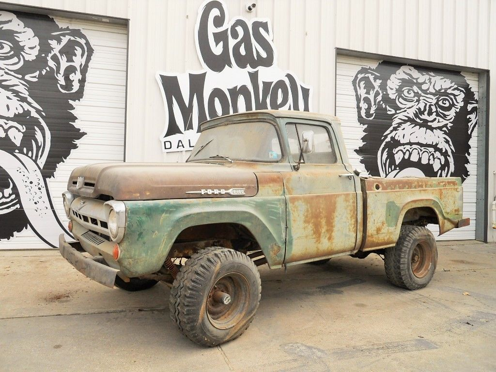 Ebay Motors On Twitter 1957 Ford F100 With 4x4 Conversion Rescued 1968 F250 Engine Diagram By Rrrawlings And Gasmonkeygarage Http Tco Rrzxhhlqj1 Afvj6t1fjq