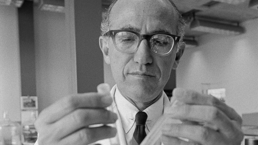 a biography of jonas salk a american medical researcher that discovered and developed the first vacc A biography of jonas salk a american medical researcher that discovered and developed the first vaccine for polio 619 words 1 page a biography jonas salk.