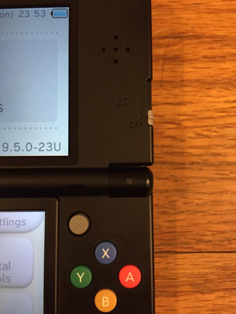 Regular new 3ds US firmware leak? (X-post from /r/3ds