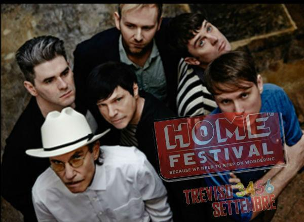 Home Festival Treviso con Radio 105 e Virgin Radio, la Line Up completa