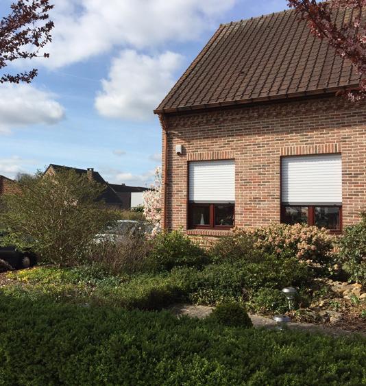 Jablotron alarmsysteem geïnstalleerd bij particulieren in Gelrode, België.