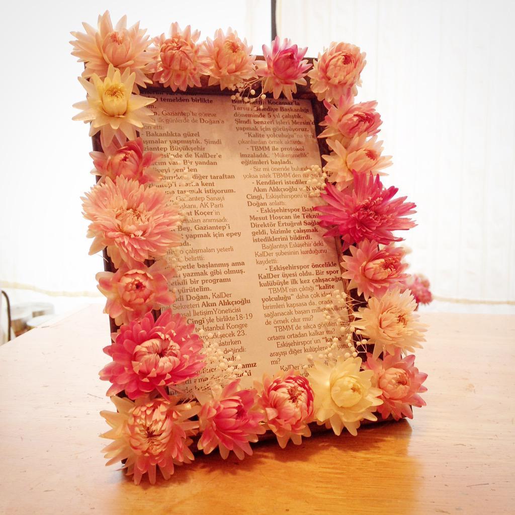 寒い季節もお花いっぱいで癒されたい♡フラワー雑貨&アクセサリー♪