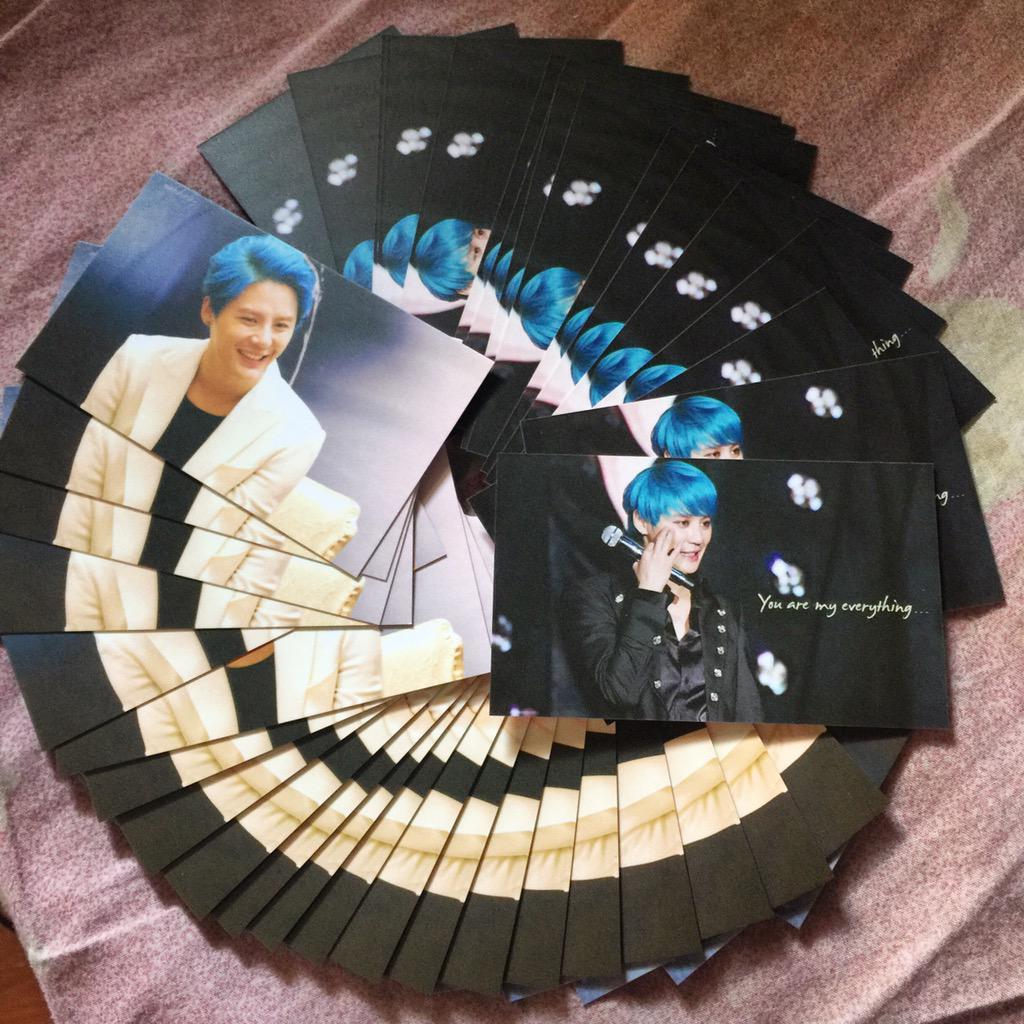 4月18〜19日 XIA FLOWERコンサートの前に会場でジュンスのフォトカード(約500枚)を配ります。時間と場所は当日ツイッターで発表する予定です^^  #XIA #kimjunsu #Flower #샤 #김준수 #꽃 http://t.co/AUMl5Aqjps