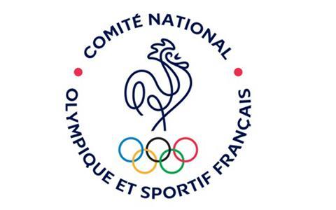 france olympique on twitter et voici le nouveau logo institutionnel du comit national. Black Bedroom Furniture Sets. Home Design Ideas