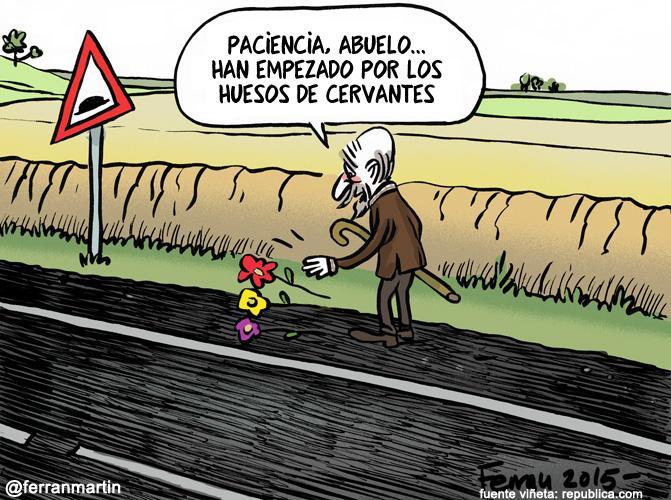 #14deAbril ...Paciencia... http://t.co/gsXhxlofHC vía @Republica_com #viñeta http://t.co/Us3DWlx5bU