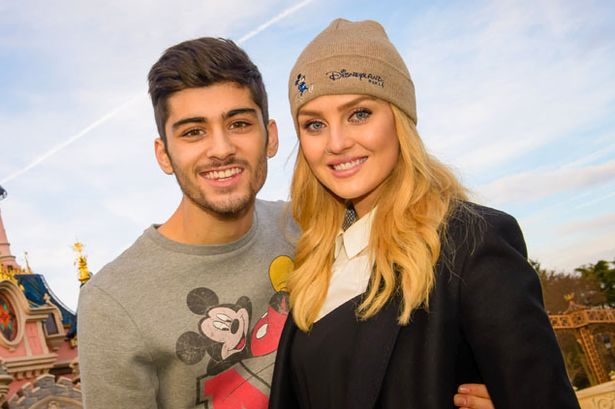 Zayn and Perrie will marry in June at Disneyland! http://t.co/wFSYILZNtr http://t.co/JnahpTR163