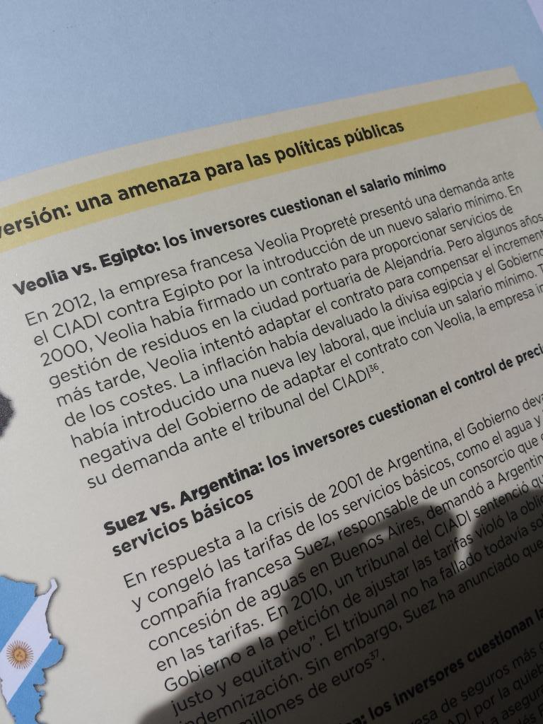 Si se aprobara el TTIP, una empresa podría demandar a España si sube el salario mínimo. #NoAlTTIP #YoVoy18A http://t.co/DNCPAJeBX2